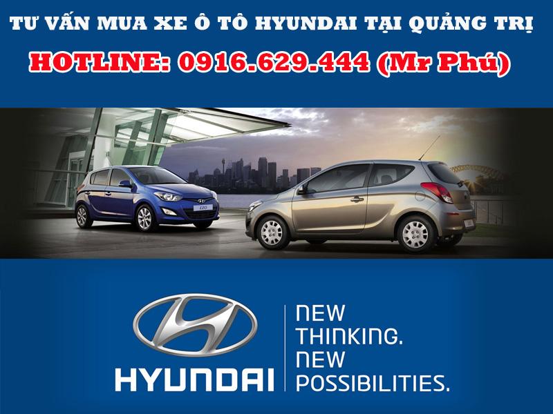 Ô tô Hyundai Quảng Trị